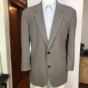 Donna Karan Single Breasted Suit